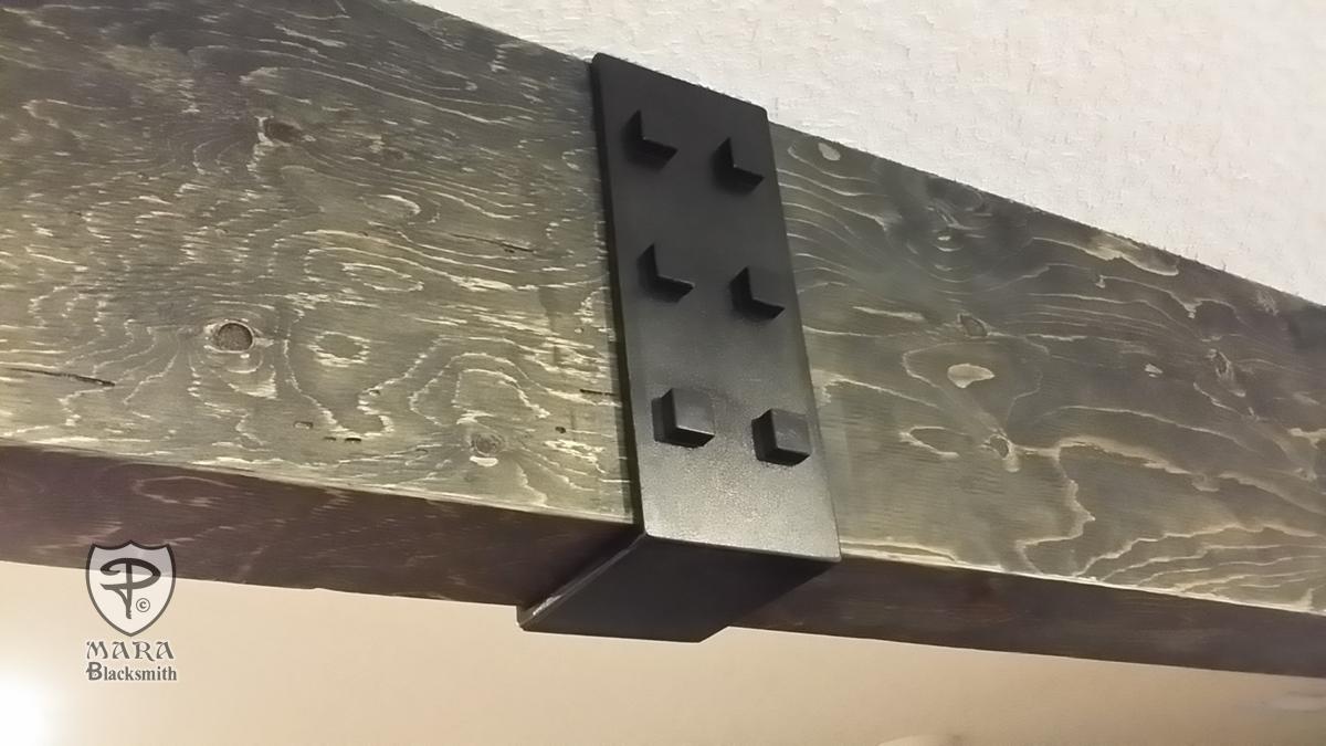 decorative beam hardware bing images. Black Bedroom Furniture Sets. Home Design Ideas